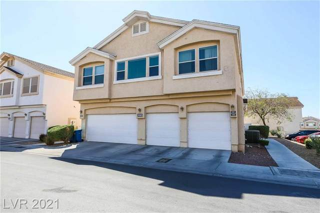3065 Gary Cooper Street #101, Las Vegas, NV 89122 (MLS #2285670) :: ERA Brokers Consolidated / Sherman Group