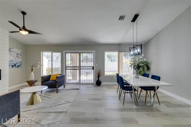 2392 Springridge Drive, Las Vegas, NV 89134 (MLS #2285680) :: Signature Real Estate Group