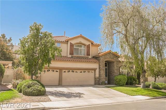 2125 Mooreview Street, Henderson, NV 89012 (MLS #2285696) :: Signature Real Estate Group