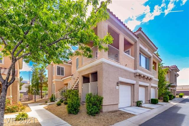 251 S Green Valley Parkway #4121, Henderson, NV 89012 (MLS #2285697) :: Jeffrey Sabel