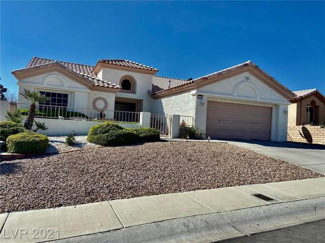 10437 Broom Hill Drive, Las Vegas, NV 89134 (MLS #2285703) :: The Shear Team