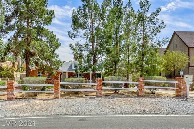 7877 Tara Avenue, Las Vegas, NV 89117 (MLS #2285707) :: Vestuto Realty Group