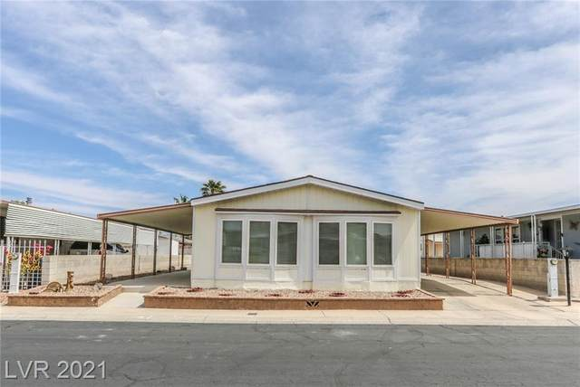 3056 Tularosa Lane, Las Vegas, NV 89122 (MLS #2285716) :: Signature Real Estate Group