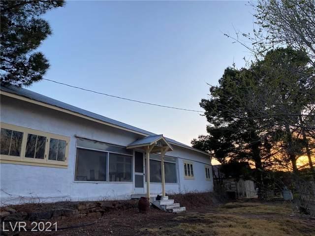 95 San Pedro Avenue, Goodsprings, NV 89109 (MLS #2285719) :: Vestuto Realty Group