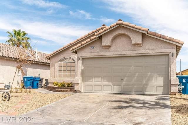 3928 Copperhead Hills Street, Las Vegas, NV 89129 (MLS #2285743) :: Signature Real Estate Group