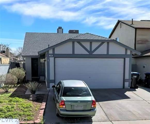 538 Crony Avenue, Henderson, NV 89011 (MLS #2285775) :: Signature Real Estate Group