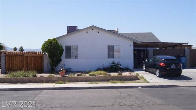 5087 Arvada Way, Las Vegas, NV 89122 (MLS #2285778) :: Signature Real Estate Group