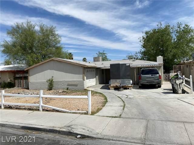 2301 Beverly Way, Las Vegas, NV 89104 (MLS #2285782) :: Signature Real Estate Group