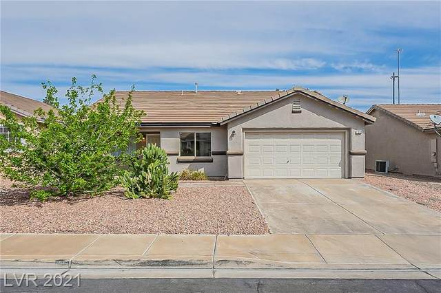 1056 Bootspur Drive, Henderson, NV 89012 (MLS #2285792) :: Signature Real Estate Group