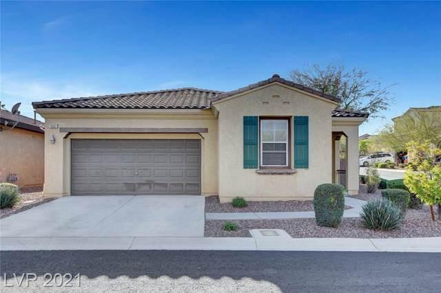 7607 Mount Princeton Street, Las Vegas, NV 89166 (MLS #2285795) :: Signature Real Estate Group