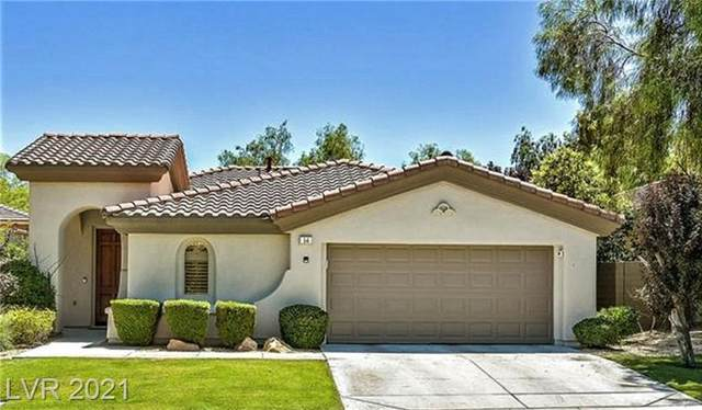 14 Emerald Dunes Circle, Henderson, NV 89052 (MLS #2285798) :: Signature Real Estate Group