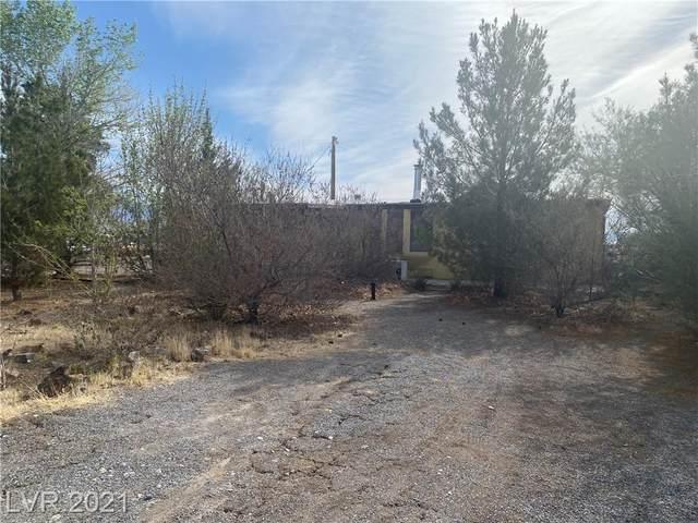 731 Cynthia Street, Pahrump, NV 89048 (MLS #2285802) :: Custom Fit Real Estate Group