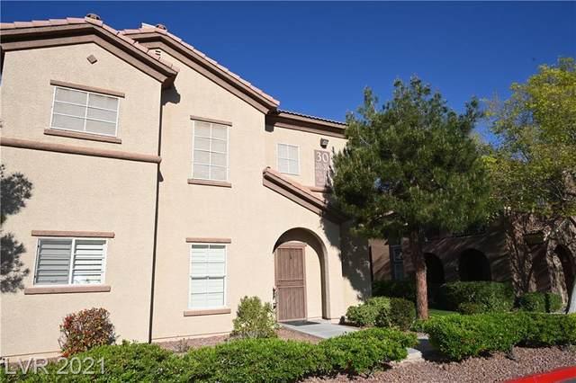 3815 Ormond Beach Street #203, Las Vegas, NV 89129 (MLS #2285817) :: Custom Fit Real Estate Group