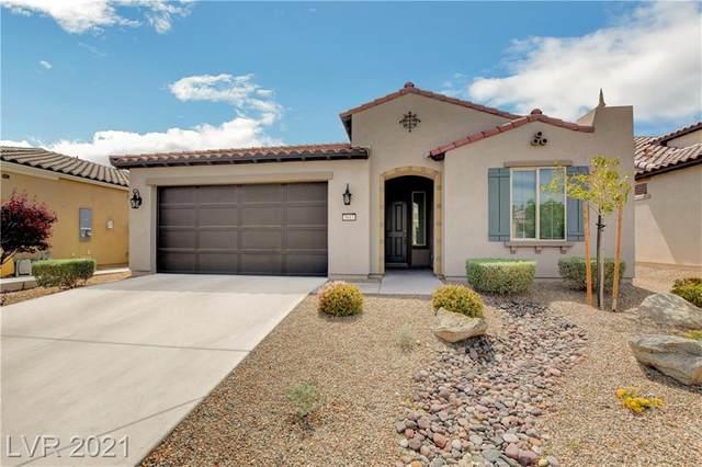 3613 Corte Bella Hills Avenue, North Las Vegas, NV 89081 (MLS #2285822) :: Jeffrey Sabel