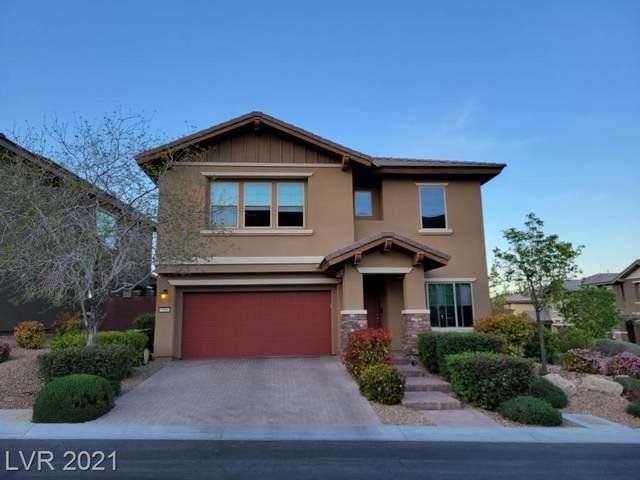 5764 Shadow Bend Drive, Las Vegas, NV 89135 (MLS #2285823) :: Signature Real Estate Group
