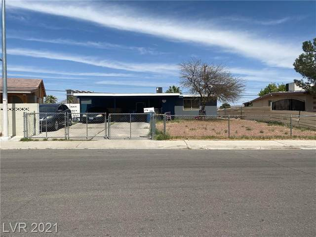 5148 Newton Drive, Las Vegas, NV 89122 (MLS #2285825) :: Signature Real Estate Group