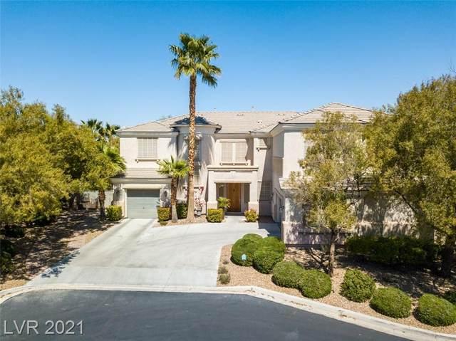 5362 Cappellini Court, Las Vegas, NV 89141 (MLS #2285827) :: Lindstrom Radcliffe Group