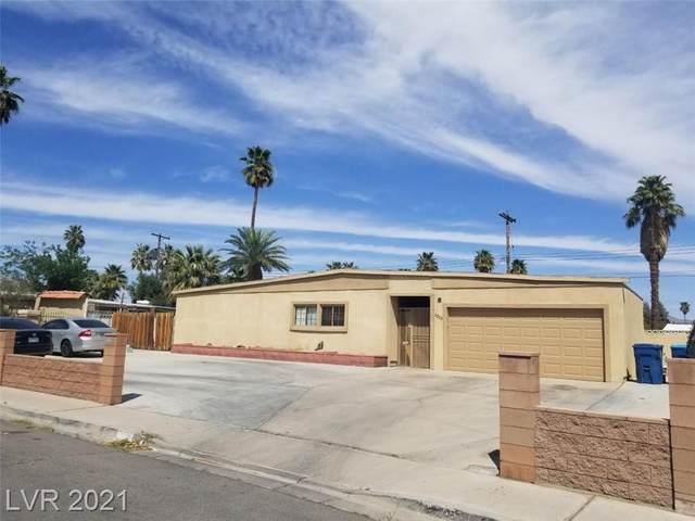 3222 Gaucho Drive, Las Vegas, NV 89169 (MLS #2285855) :: Signature Real Estate Group