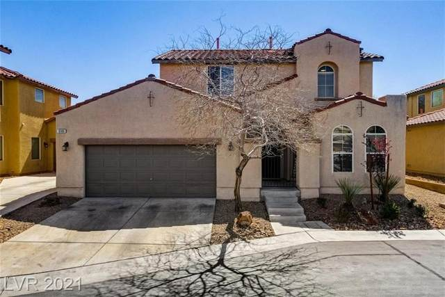 9189 Brilliant Prairie Court, Las Vegas, NV 89149 (MLS #2285861) :: Jeffrey Sabel