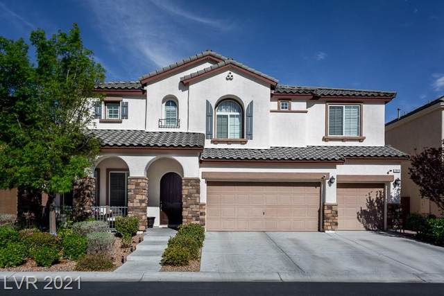 7016 Twin Forks Peak Street, Las Vegas, NV 89166 (MLS #2285866) :: Signature Real Estate Group