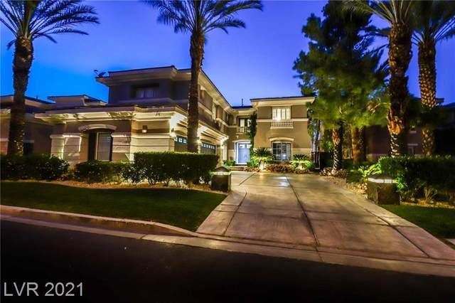 453 Pinnacle Heights Lane, Las Vegas, NV 89144 (MLS #2285877) :: Billy OKeefe | Berkshire Hathaway HomeServices