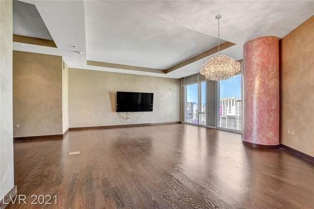 3750 S Las Vegas Boulevard #2607, Las Vegas, NV 89158 (MLS #2285881) :: Signature Real Estate Group