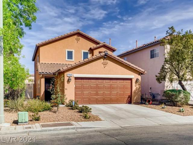 11168 Tuscolana Street, Las Vegas, NV 89141 (MLS #2285886) :: Signature Real Estate Group
