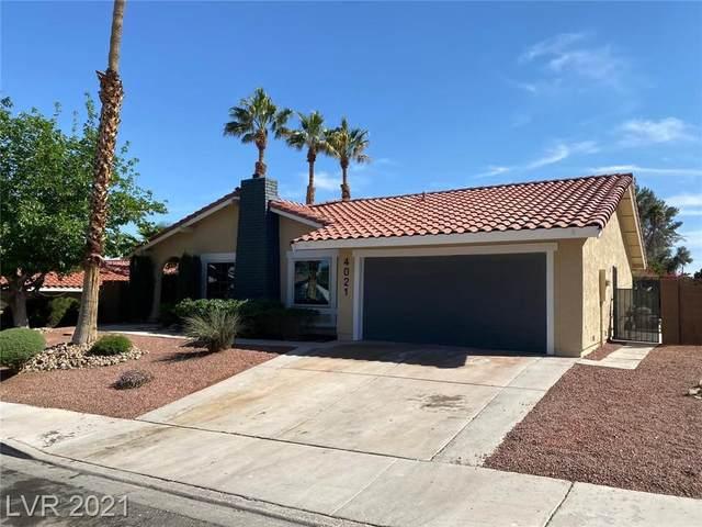 4021 Reno Avenue, Las Vegas, NV 89120 (MLS #2285890) :: Signature Real Estate Group