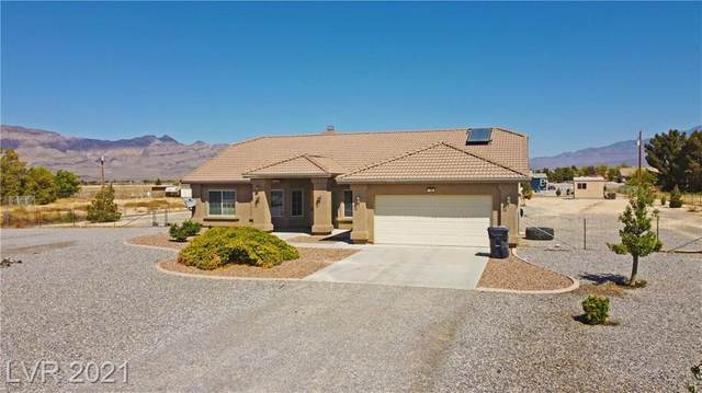 650 Jarvis Road, Pahrump, NV 89060 (MLS #2285891) :: Vestuto Realty Group