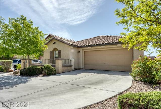 11753 Villa Malaparte Avenue, Las Vegas, NV 89138 (MLS #2285892) :: Signature Real Estate Group