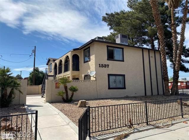 1537 Cobb Lane, Las Vegas, NV 89101 (MLS #2285900) :: The Shear Team