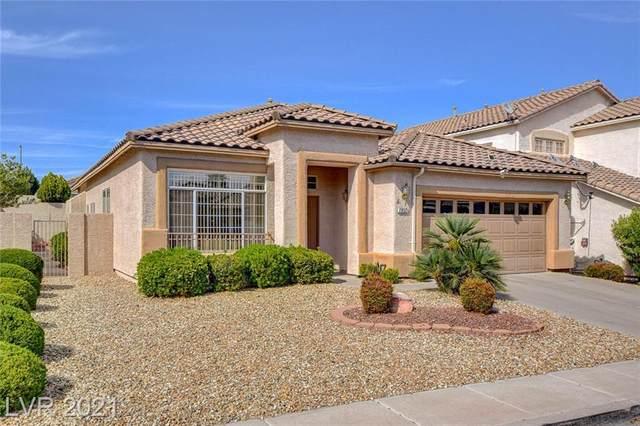 7952 Nookfield Drive, Las Vegas, NV 89147 (MLS #2285914) :: Signature Real Estate Group