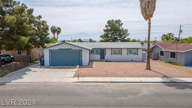 4765 E Colorado Avenue, Las Vegas, NV 89104 (MLS #2285915) :: Signature Real Estate Group