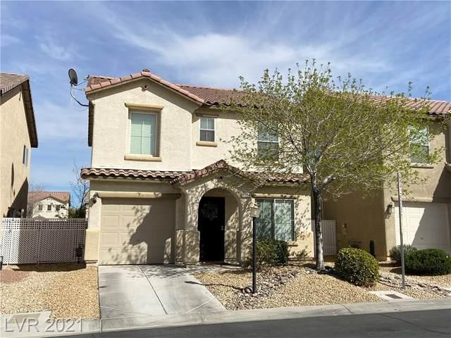 11964 Wild Chamomile Street, Las Vegas, NV 89183 (MLS #2285919) :: The Shear Team