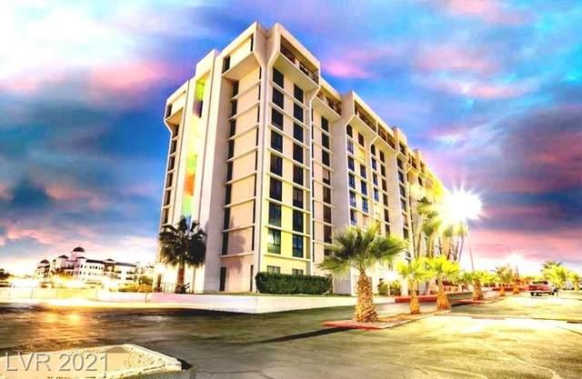 3930 University Center Drive #411, Las Vegas, NV 89119 (MLS #2285933) :: Billy OKeefe | Berkshire Hathaway HomeServices