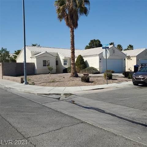 5405 Lavender Court, North Las Vegas, NV 89031 (MLS #2285941) :: Signature Real Estate Group