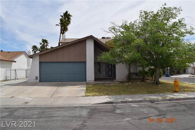 3934 Avila Street, Las Vegas, NV 89103 (MLS #2285948) :: Signature Real Estate Group