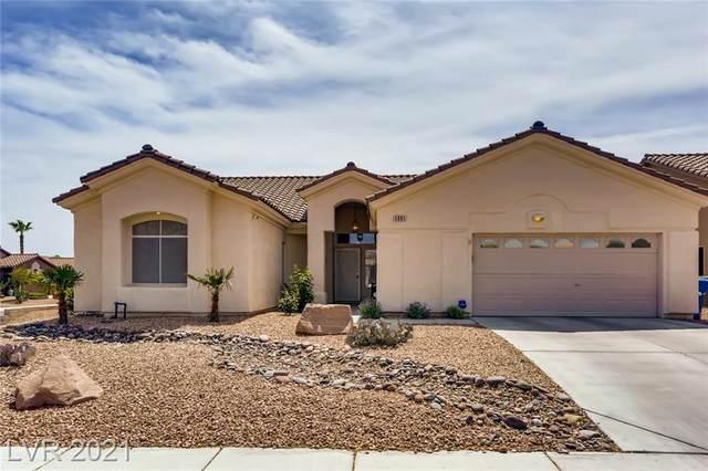 5601 Scenic Pointe Avenue, Las Vegas, NV 89130 (MLS #2285954) :: Signature Real Estate Group