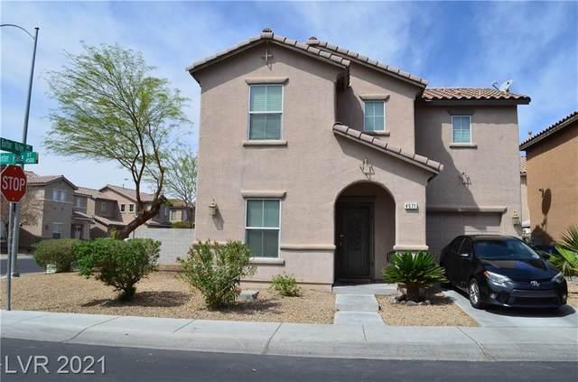 4571 Winter Place Street, Las Vegas, NV 89122 (MLS #2285962) :: Jeffrey Sabel