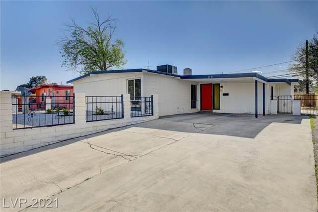 1725 Belmont Street, North Las Vegas, NV 89030 (MLS #2285963) :: Jeffrey Sabel