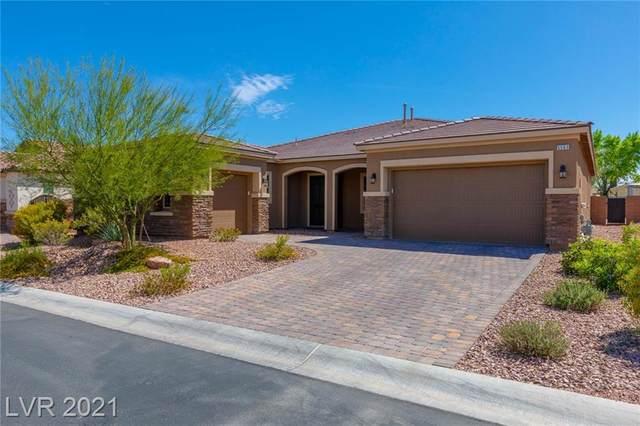 5563 Taylor Rose Avenue, Las Vegas, NV 89139 (MLS #2285966) :: Jeffrey Sabel