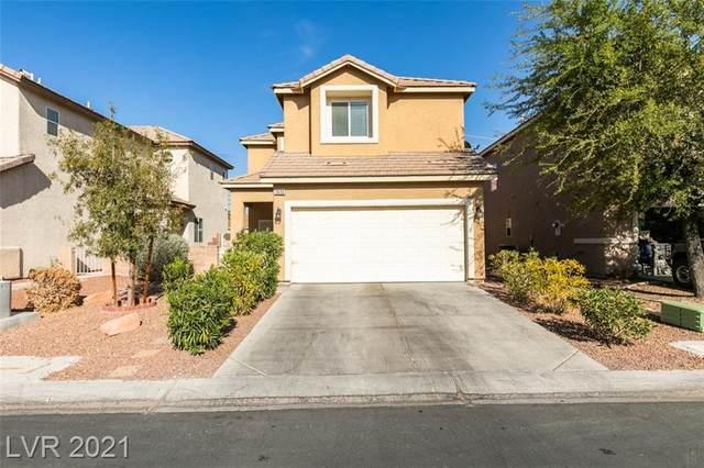 2620 Los Palos Street, Las Vegas, NV 89108 (MLS #2285992) :: Vestuto Realty Group