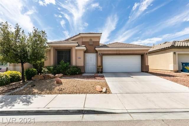 5233 Tee Pee Lane, Las Vegas, NV 89148 (MLS #2285999) :: Signature Real Estate Group