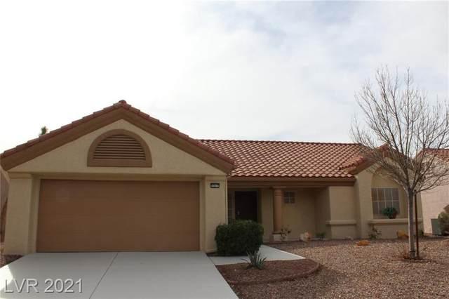 2517 Palmridge Drive, Las Vegas, NV 89134 (MLS #2286008) :: Vestuto Realty Group