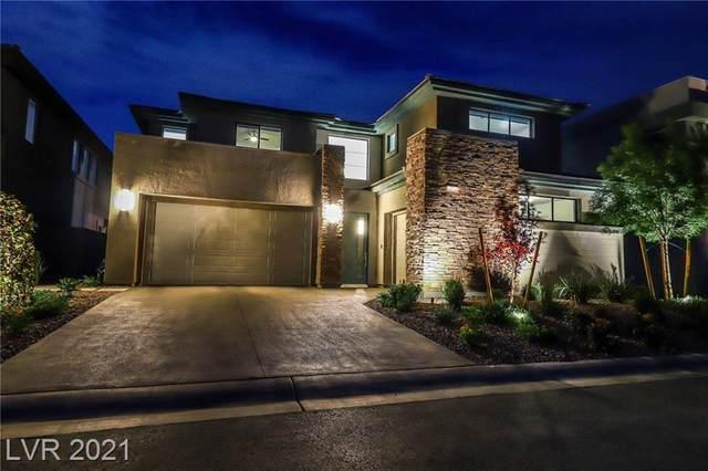 6174 Amber View Street, Las Vegas, NV 89135 (MLS #2286009) :: Vestuto Realty Group