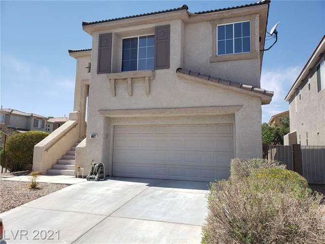 10827 Muscari Way, Las Vegas, NV 89141 (MLS #2286020) :: Lindstrom Radcliffe Group
