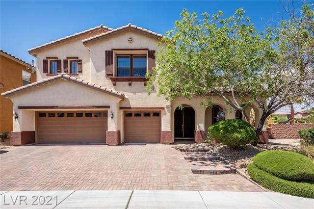 9627 Stinger Court, Las Vegas, NV 89178 (MLS #2286022) :: Custom Fit Real Estate Group