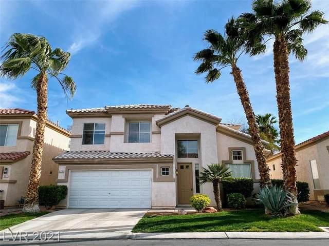 321 Waterton Lakes Avenue, Las Vegas, NV 89148 (MLS #2286027) :: ERA Brokers Consolidated / Sherman Group
