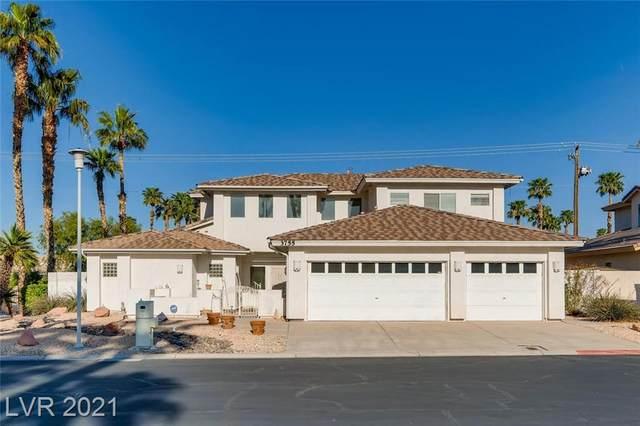 3755 Miguels Lane, Las Vegas, NV 89120 (MLS #2286035) :: The Perna Group