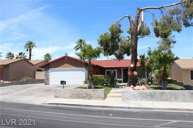6424 Alta Drive, Las Vegas, NV 89107 (MLS #2286037) :: Jeffrey Sabel